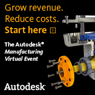 Autodesk Product Design & Manufacturing Virtual Event - Jan. 12, 2011